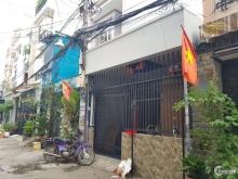 HẺM 6M: NGUYỄN QUANG DIÊU (4x18m) Cấp 4 - Ngay chợ Tân Hương - Giá 5.3 TỶ TL