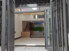 Nhà 2 tầng siêu đẹp nở hậu kiệt 4m Nguyễn Văn Huề 2ty800