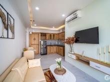 Cho thuê căn hộ dịch vụ full nội thất ngay cầu Ông Lãnh giảm 3tr