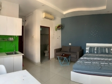 Cho thuê căn hộ mini full nội thất ngay cầu Nguyễn Văn Cừ