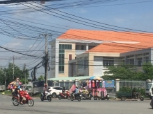 Bán đất Mặt tiền khu dân cư Phú Gia 2, ngã tư Nguyễn Khuyến