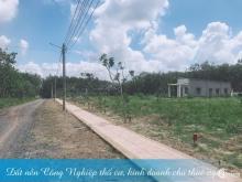 CẦN Thanh lý gấp lô đất trong KCN,thích hợp xây trọ, nằm trên trục đường 25m.