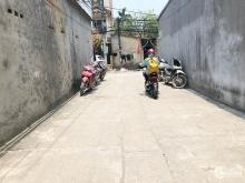 [Lô góc 2 mặt đường] DT 35,2m2, mặt tiền 3,5m, đường 4,5m tại Đong Dư, Gia Lâm