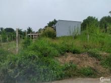 Đất thổ cư sau chợ Bình Chánh gần Quốc Lộ 1