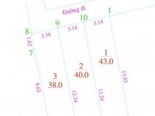 Chuyển nhượng đất thổ cư tại Hội Xá - phường Phúc Lợi - quận Long Biên - Hà Nội: