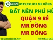 Giảm 4 tỷ, Lô mặt tiền Nguyễn Duy Trinh Phú Hữu gần cảng 990, 400m2 còn 28 tỷ.