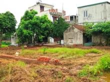 Đất Quốc Oai 2 mặt tiền – đường rộng 8m – cách Đại lộ Thăng Long 20m