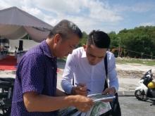 Cơ Hội Sỡ Hữu Đất Nền Ngay Cổng KCN VSIP II Giá Chỉ 800tr/Nền SHR Thổ Cư 100%
