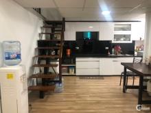 Cho thuê tầng 2 biệt thự cổ 37 Lò Sũ, 95m2, full nội thất, giá tốt