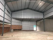 Gia đình cần cho thuê kho xưởng mới xây dựng khu vực Phúc lợi, Long Biên.