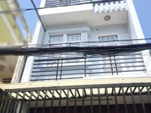 Cho thuê nhà mới 2 lầu hẻm kinh doanh đường Dương Bá Trạc P.1 Quận 8