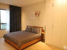 Căn hộ Đảo Kim Cương,2 Phòng ngủ, Đầy đủ nội thất, Lầu Trung, Ban công rộng- Giá