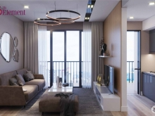 Chính chủ cần bán căn hộ 1007 chung cư 6Th Element 01 ngủ+ 01 làm việc- Giá