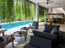 Biệt thự full nội thất có hồ bơi riêng ngay Bãi trường Phú Quốc CK đến 15%