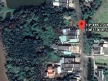 Bán nhà mặt tiền đường Đê Phú Thạnh , 10x27m ,xã Long Phụng, Cần Giuộc Long An