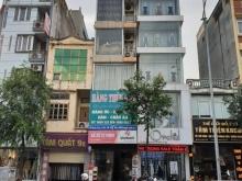 nhà mặt phố 506 quang trung 6.5 tầng, có thang máy