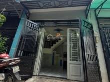 Cần tiền bán nhà mới xây, dt 80m2, 1 trệt, 1 lầu, giá 980tr.