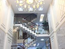Nhà An Dương Vương - Bình Tân. 1 Trệt 1 Lửng 2 Lầu ST, DT 4x14m Giá 6,99 tỷ