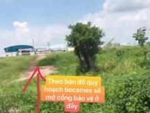 Bán đất 2 mặt tiền ngay cổng Becamex Bình Phước- Thích Hợp Kinh Doanh 0866713793