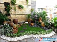 Bán nhà phố dạng biệt thự mini ( Smart Villa ) – Bình chánh