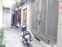 Bán nhà hẻm 100 Dương Bá Trạc Phường 2 Quận 8 + Diện tích: 4.2 x 14m _ NH4.5m