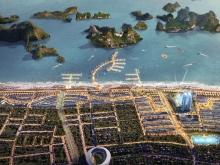 bán đất nền mặt biển dự án green dragon city cẩm phả