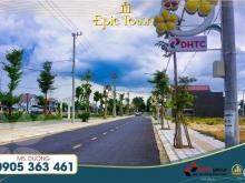 Epic town Điện Thắng - chỉ 450tr/nền sở hữu ngay đất quốc lộ - 0905363461