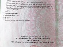 Chính Chủ Cần Bán 6x28x100TC Giá chỉ 420 Triệu - Sổ Đỏ