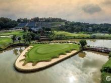 Bán đất nền nhầ phố biệt thự vị trí vàng trong sân Golf Long Thành, 2 tỷ/nền.