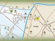 Dự án Hamilton Garden bùng nổ thị trường đất nền Đức Hòa Long An 2020