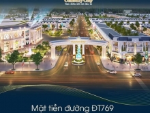 Đất Long Thành mặt tiền đường DT769. Liền kề khu tái định cư Lộc An - Bình Sơn