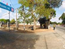 Bán lô đất 3 mặt tiền đương  QL55 Bông Trang-Xuyên Mộc-BRVT. gần biển