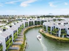 Bán biệt thự mặt tiền sông, du thuyền sinh thái quanh nhà