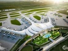 Đất nền cách sân bay 1.8km, Sổ hồng riêng, Giá chỉ :538 triệu/100m2, Thổ cư 100%