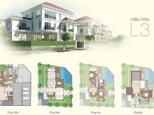 Bán nhiều biệt thự Sala Đại Quang Minh, Quận 2, DT 325 - 1079m2, giá 94 - 220 tỷ