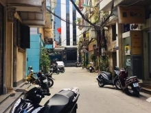 Bán nhà phố Nguyễn Hoàng, Mỹ Đình – Diện tích 52m2 – Ngõ thông kinh doanh đẹp –