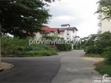 Bán lô đất Thảo Điền Quận 2 giá rẻ 85tr/m2, DT 198m2 đất, sổ đỏ, xd 6 tầng