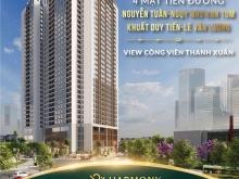 Mở bán dự án Harmony Square Thanh Xuân,giá chỉ từ 2,8 tỷ/căn Full nội thất