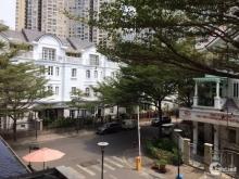 Biệt thự Saigon Pearl cần bán, sổ hồng, DT 147m2, 3 tầng, 1 hầm, giá 58 tỷ