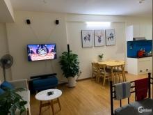 Cho thuê căn hộ flora fuji 55m2 1+1pn 1wc ( có sẵn máy lạnh, sofa, rèm, kệ bếp )