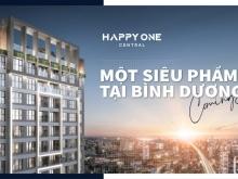 Săn Ngay Căn Hộ Tại Tp Thủ Dầu Một - Happy One Central- Chiếc Khấu Lên Tới 14%