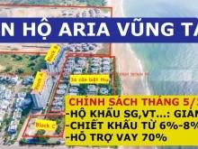 Tầng Cao nhất,View Biển, Căn 2PN 116m2, Giá 4.9 tỷ, Giảm 8%, Full Nội Thất