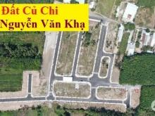 Đất Nền Củ Chi. Gần Chợ, Kcn Tây Bắc, Trường Học. Dễ Kinh Doanh, Buôn Bán.