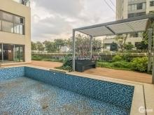 Bán Căn Hộ Diamond Island, Căn Pool Villa, 2 Tầng, Hồ Bơi + Sân Vườn, 787M2