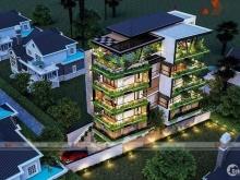 Biệt Thự Vip Trung Tâm Quận Phú Nhuận