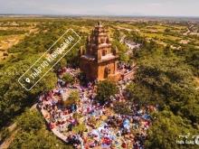 Ninh Thuận Tháp Chàm Khu Đô Thị Xanh
