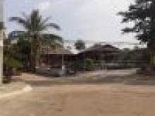 Nhà trung tâm Trảng Bom,mặt tiền đường nhựa 8m,sát KCN Bàu Xéo.