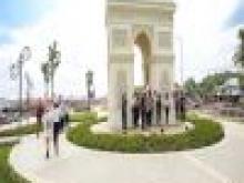 Cát Tường Phú Hưng - Thiên Đường Xanh với kiến trúc Châu Âu
