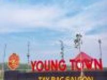 YOUNG TOWN TBSG, DT 80M2 MẶT TIỀN đường CHÍNH 18m, HD BANK hỗ trợ, chiết khấu 12% LỜI NGAY