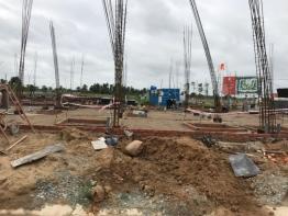 Bán đất tỉnh lộ 10, KCN Hải Sơn. SHR Ngân hàng hỗ trợ 50%